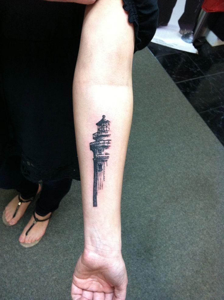 light house by ben spangler iv horsemen tattoo parlor panama city fl