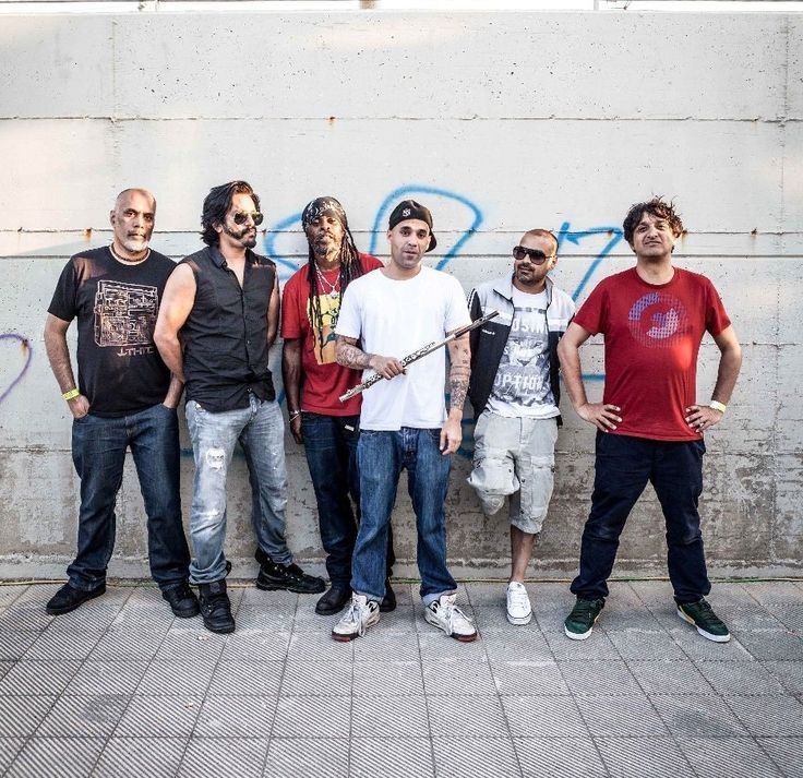 They are an English electronica band that plays a mix of rapcore, dub, dancehall and ragga, also using rock instruments, acknowledging a punk influence. Their distinctive sound also combines indo-dub basslines, searing sitar-inspired guitars and 'traditional' sounds, shot through with fast-chat conscious lyrics. So, make sure to come and watch them live only in SoundsFair 2014 which will be held on 24-26 october.