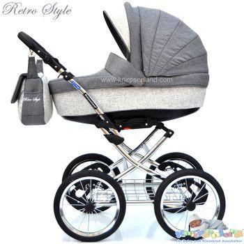 retrostyle nieuw nieuwe kinderwagens ouderwetse comfort pinterest. Black Bedroom Furniture Sets. Home Design Ideas