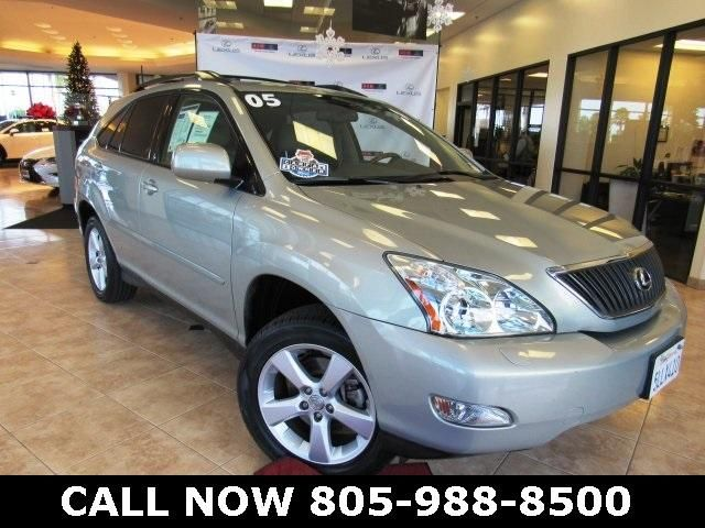 2005 Lexus RX 330 Vehicle Photo in Oxnard, CA 93036