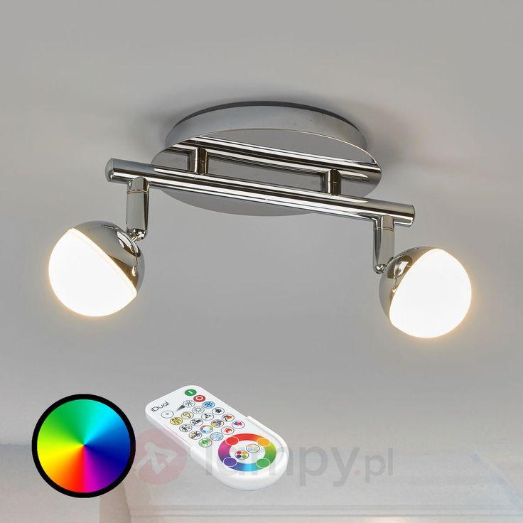 Olivine - sterowana lampa sufitowa z pilotem 9038006