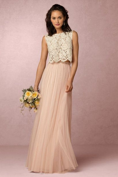 Cleo Top in Bridesmaids Bridesmaid Dresses Separates at BHLDN