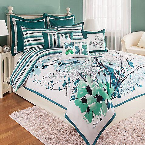 Vera Blossom Duvet Cover And Sham Set Master Bedroom Pinterest Duvet And House Color Schemes