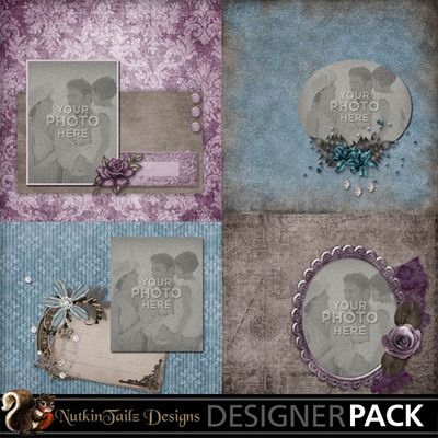 Digital Scrapbooking Kits | The Victorians-(NtknTlz) | Everyday, Family, Heritage, Memories, Vintage | MyMemories