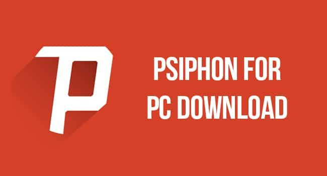 download new version psiphon vpn for pc