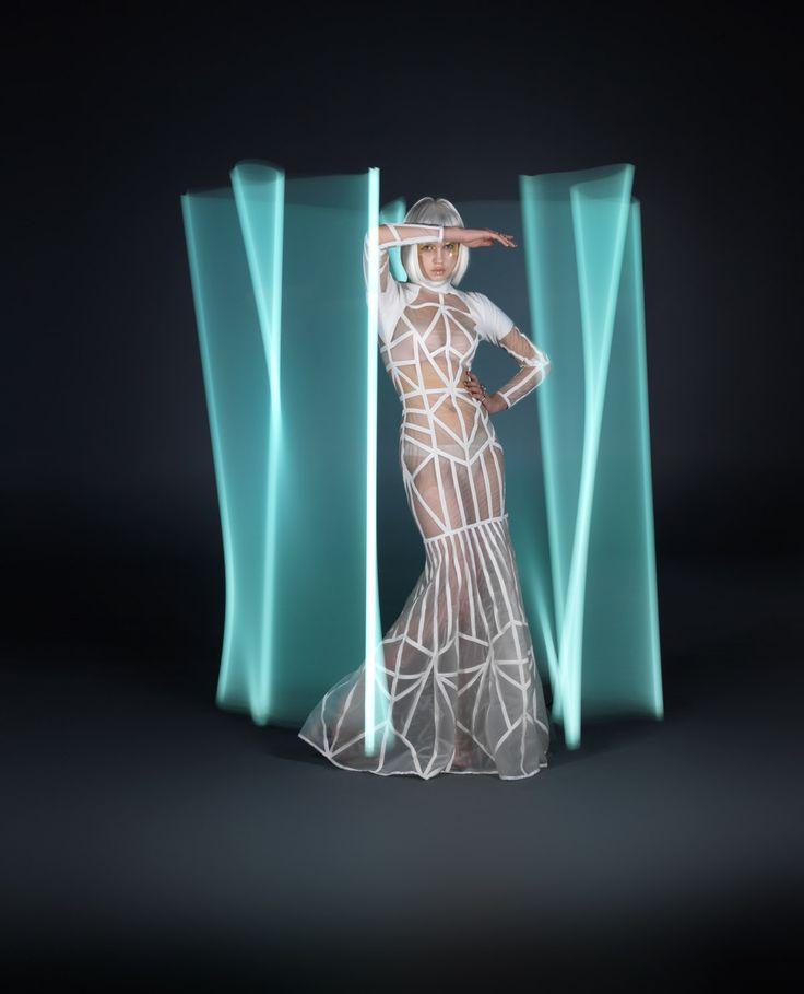 'PHOTOKINA' for Hasselblad Photo - Karl Taylor Model - Karina @ Select Model Management Styling - Bianca Swan Make Up - Celine Bopp Hair - Tori Hutchinson Dress - Manuel Díaz - Fashion Designer