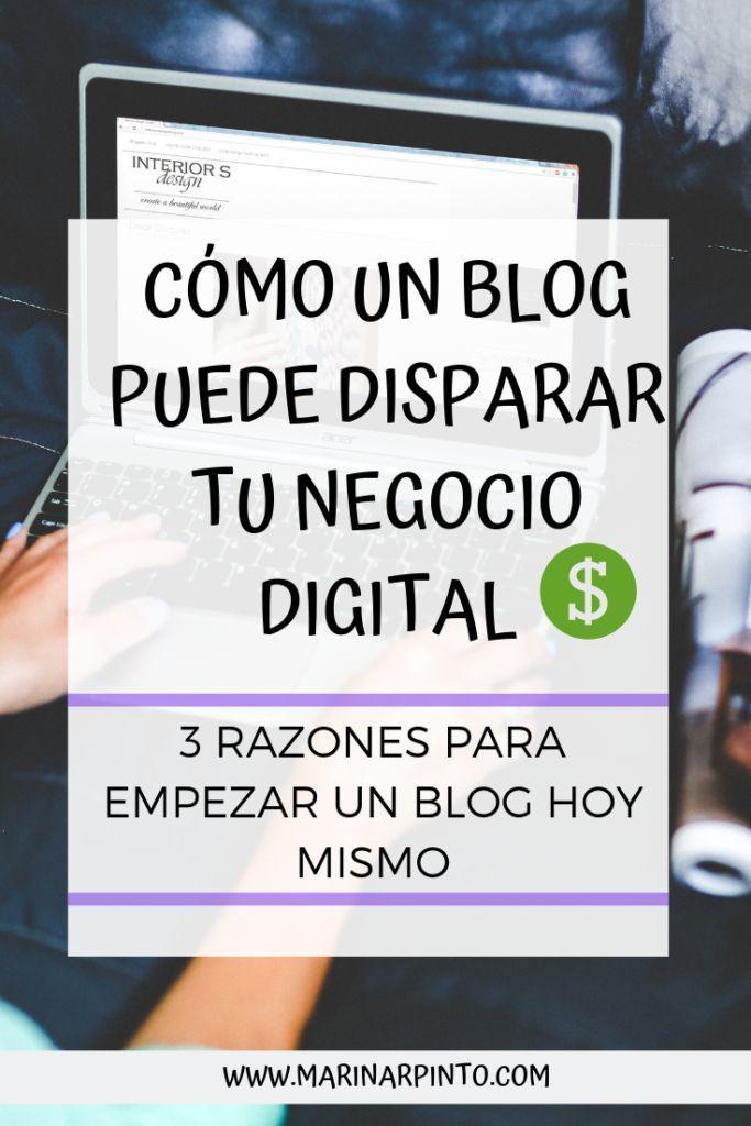 Cómo un blog puede disparar el éxito de tu negoc…