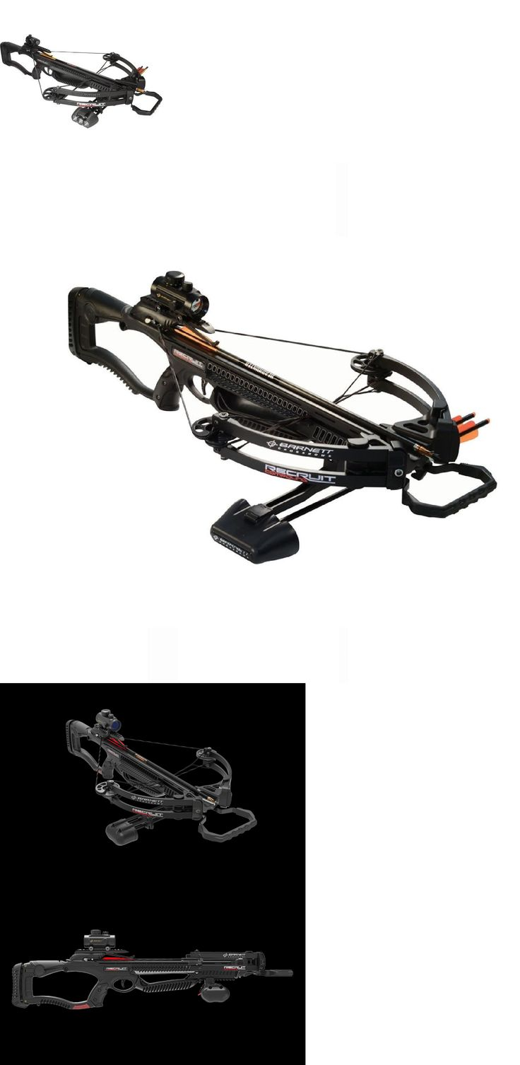 Crossbows 33972: Barnett Recruit Compound Crossbow Pkg W/Quiver And 20 Arrows, Rcd And Red Dot Scope -> BUY IT NOW ONLY: $188.79 on eBay!
