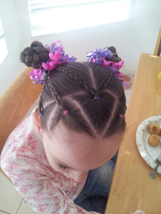 24 Best Images About Hair For Gymnastics On Pinterest