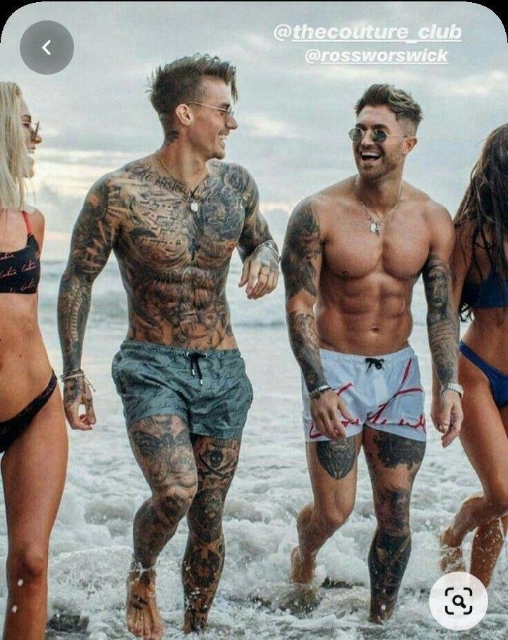 Pin De Allen Pa Rato Ordonez En Estilos Estilo De Ropa Hombre Hombres Tatuajes Ropa Casual De Hombre
