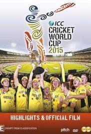 Watch Online Cricket Worldcup.