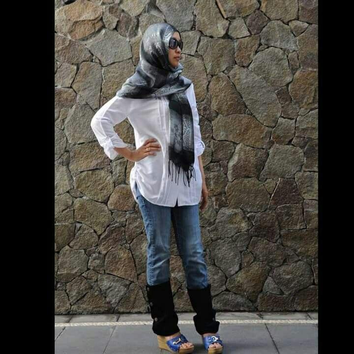 #readytowear #citywear #denim #casualwear #me #fashiondesigner #nelyafifi
