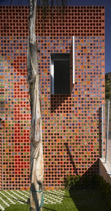 Torreagüera Atresados - Region of Murcia, Spain - 2009 - XPIRAL innovative answers #architecture #facade
