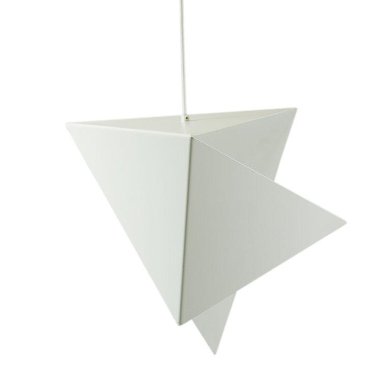 Steel lamp Gie El Inspired by nature furniture, lighting & accessories design