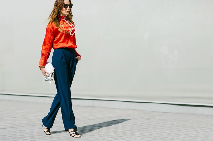 "Неделя моды 2015, Street Style, Париж | Журнал Стилиста ""Город Мод"""