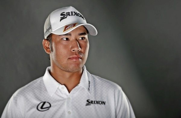 Hideki Matsuyama Photos Photos - THIS IMAGE HAS BEEN CREATED WITH THE USE OF DIGITAL FILTERS) Hideki Matsuyama of Japan poses for a portrait ahead of the Wells Fargo Championship at Quail Hollow Club on May 13, 2015 in Charlotte, North Carolina. - Wells Fargo Championship - Preview Day 3