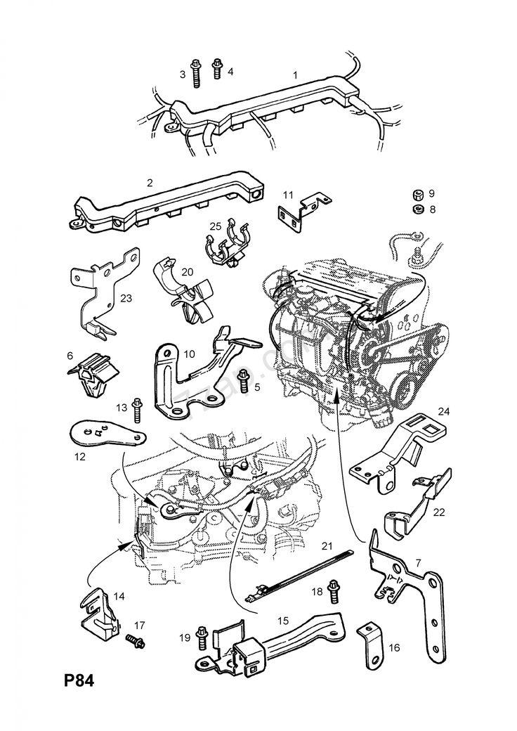 Engine Diagram Vauxhall Astra Indonesia Engine Diagram