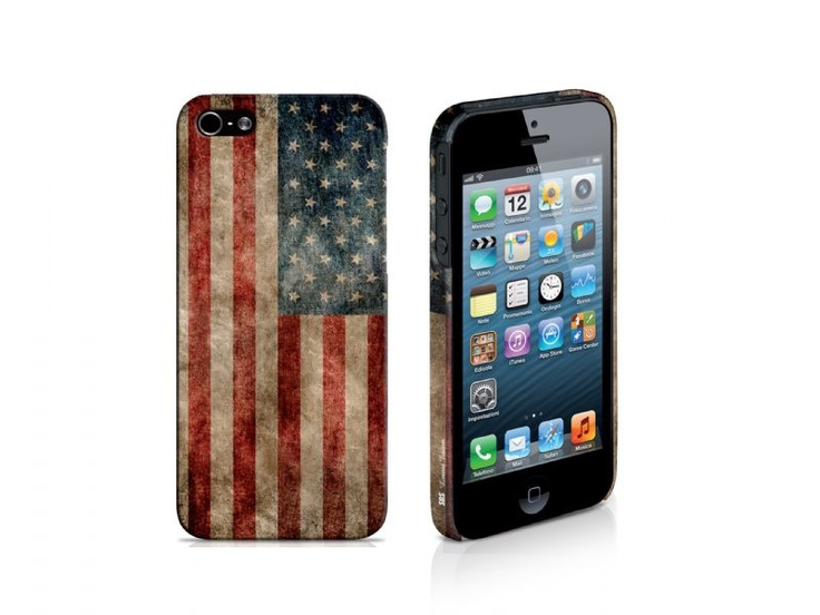Flag cover with vintage texture for iPhone 5, USA flag  http://www.sbsmobile.com/iphone/protections_cover/1830_flag-cover-for-iphone-5.html