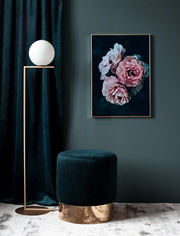 Roses Poster in the group Prints / Sizes / 50x70cm | 20x28 at Desenio AB (2725)