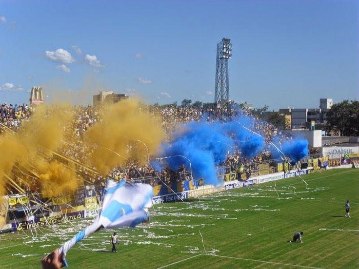 Maior Torcida do Interior: 17/01/2010 - Pelotas x Grêmio - Campeonato Gaúcho