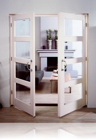 14 best Binnendeuren - doors images on Pinterest | Cubes, Dark doors ...