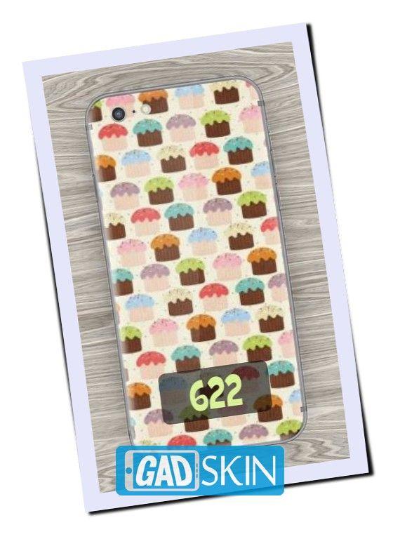 http://ift.tt/2cVs6uR - Gambar Cupcakes 622 ini dapat digunakan untuk garskin semua tipe hape yang ada di daftar pola gadskin.