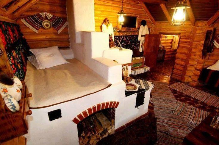 oooh een verwarmd bed in de winter.....I Dream Of A Rocket Mass Heater This Winter.....41 Fantastic Views