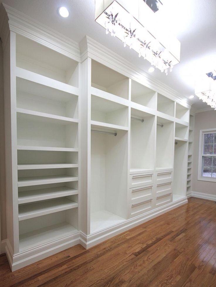 Inspirational Basement Walk In Closet