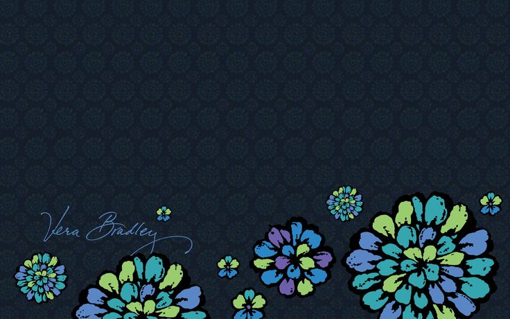Cute Mint Blue Wallpapers Vera Bradley Backgrounds For Your Computer Tablet Or