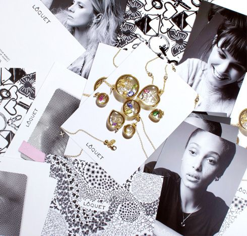 Branding / Graphic design / Marque / Packaging  Loquet London - Studio Twig
