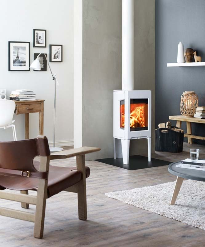 Jotul F 163 Wit Emaille