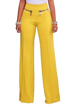 Harem Polyester Trousers Pants & Leggings - Floryday @ floryday.com