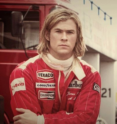 Chris Hemsworth Rush Movie