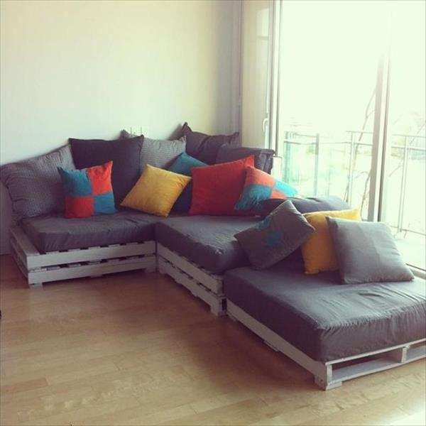 Veja 100 modelos de sofá de palete. Se inspire e aprenda passo-a- - Best 25+ Cheap Futons Ideas On Pinterest Cheap Futon Beds, Cheap