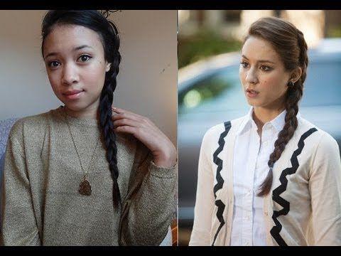Spencer Pretty Little Liars Inspired Hair Tutorial