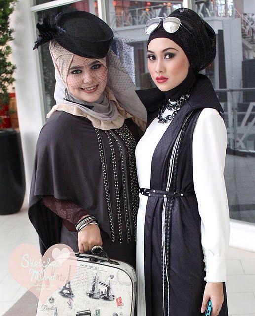 Hijab & Fascinators | Hashtag Hijab