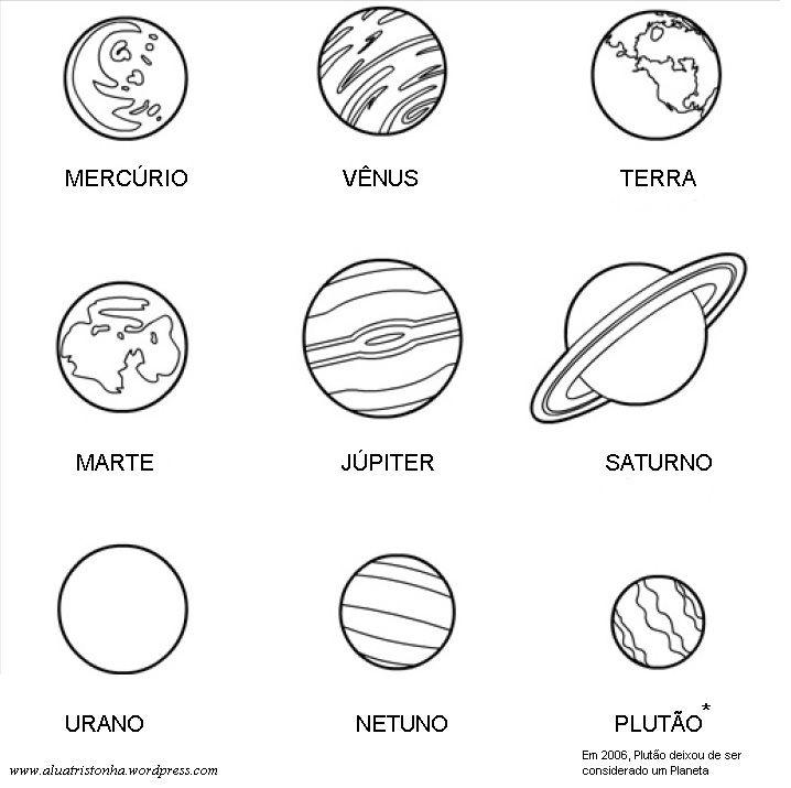 Desenho Do Planeta Terra Para Colorir Pesquisa Google