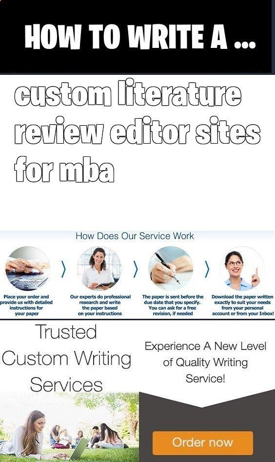 literature review editor website us