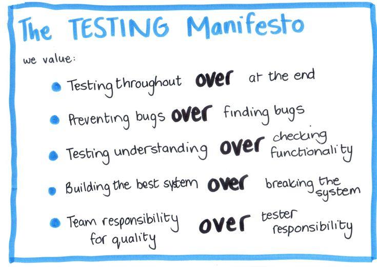 how to write a manifesto funny
