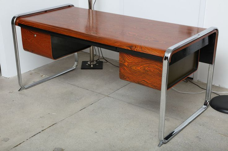 Peter Protzman for Herman Miller Desk.  For sale on Valencia for $4500