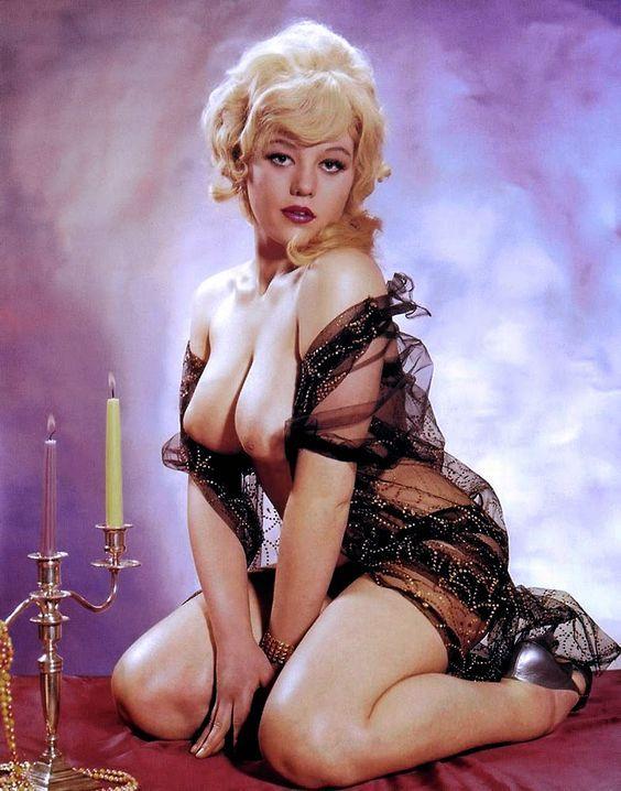 Margaret Nolan - Sexy & Stunning.