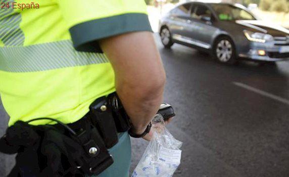 Vuelca en Burgos un camión articulado cuyo conductor multiplicaba por seis la tasa de alcoholemia