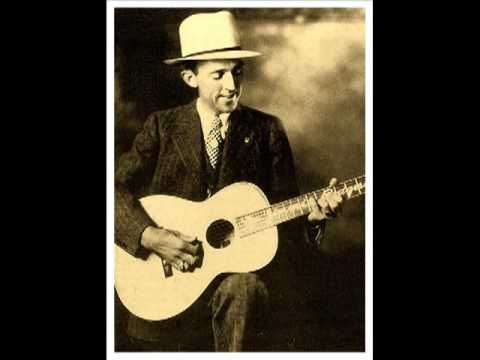 """""""Midnight Turning Day Blues"""" by Jimmie Rodgers (1929), Blues Guitar Legend, also known as: The Blue Yodeler, and The Father of Country Music"""