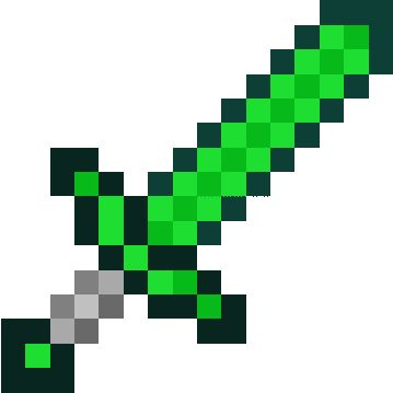 How To Craft A Sword In Minecraft