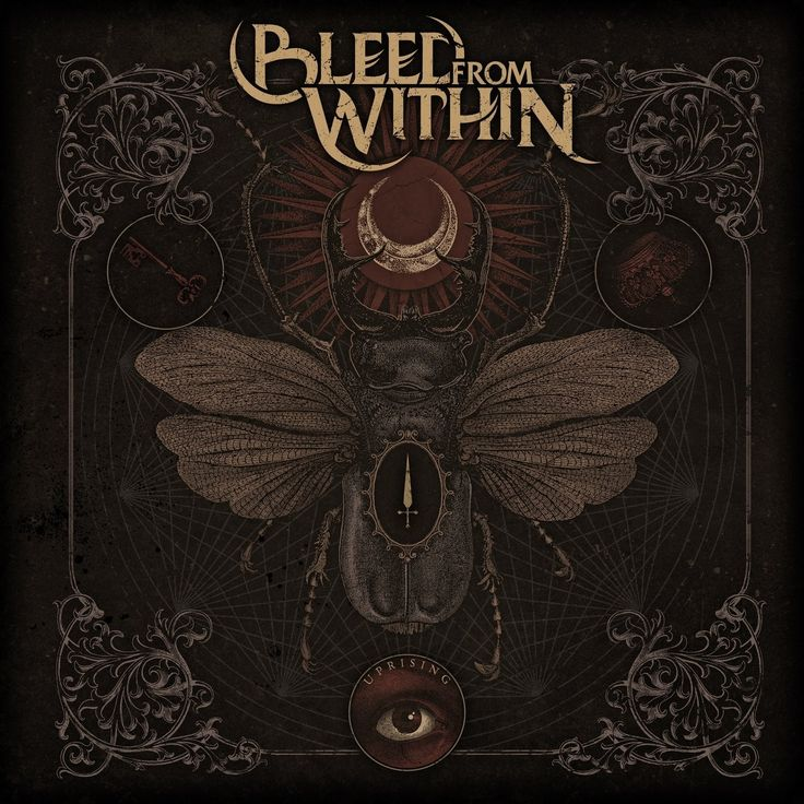 Bleed from Within - Uprising