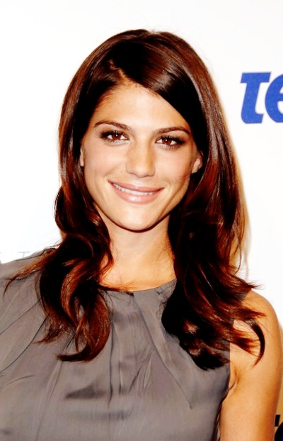 Was there ever a prettier woman?  Genevieve Cortese Padalecki!!!