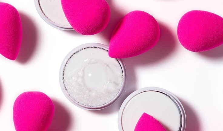 To prevent unwanted breakouts, cleaning your make up brushes and sponges is essential. But if you're stuck on how to clean your beauty blender sponge, don't even worry. Though beauty blender's cleanser works great, it's expensive. Luckily, there are
