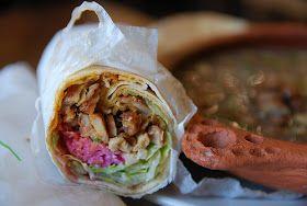 Street Food, Cuisine du Monde: Recette de doner kebab et sa sauce blanche maison (Turquie ou gyros grec)