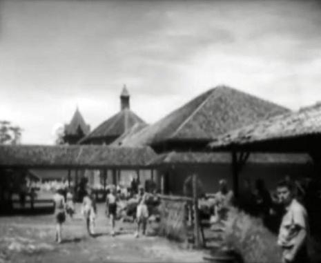 Geschiedenis 24 - In Europa+ 1945: Interneringskamp Ambarawa op Java