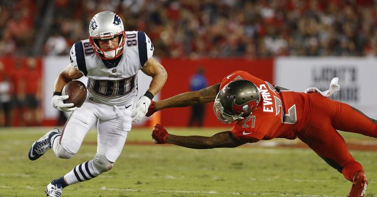 Advanced Stats Report: Patriots at Buccaneers